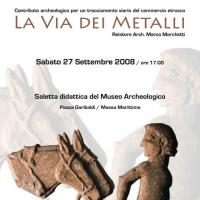 La Via dei Metalli 2008